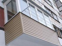 Балкон после капитального ремонта