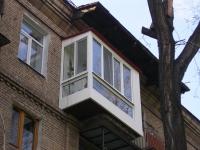 Капитальный ремонт плиты балкона