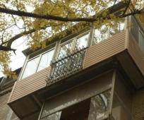 Ремонт и усиление балкона