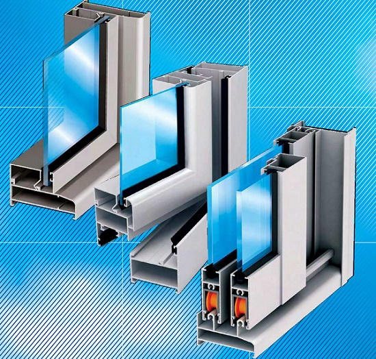 Алюминиевые окна для остекления балкона