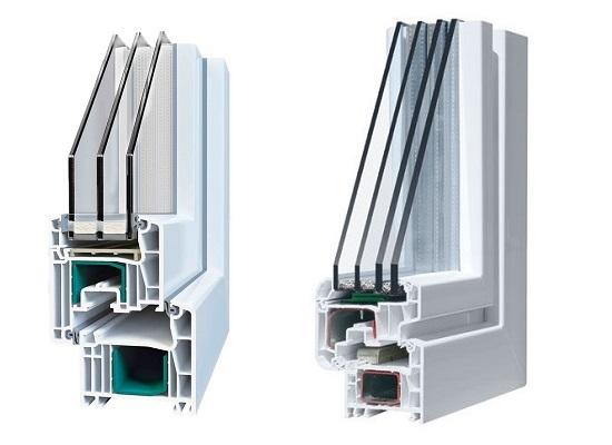 Двух и трехкамерные стеклопакеты для балконов