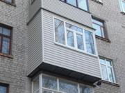 Капитальный ремонт балкона кирпичного дома