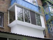 Строительство балкона своими руками