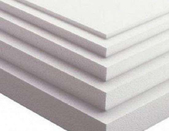 Плиты полистирола для утепления крыши мансарды