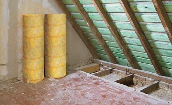 Устройство обрешетки для утепления минватой крыши мансарды
