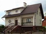 Устройство мансарды в доме с двускатной крышей