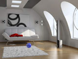 Дизайн мансарды в современном стиле